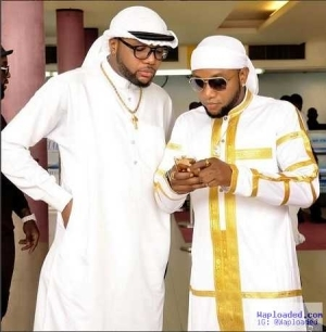 Another Story Of Grass to Grace: Promise the Street Shoe-Rack Hawker Rewarded by Kcee, Gets Luxury Apartment